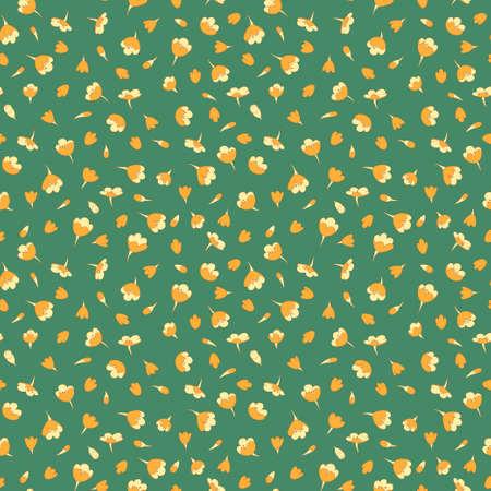 diminuto: verano sin fisuras peque�o estampado de flores