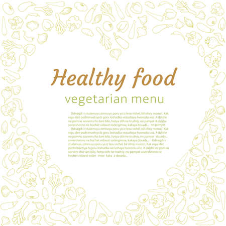 courgette: Healthy vegetable heart. Vegetarian menu