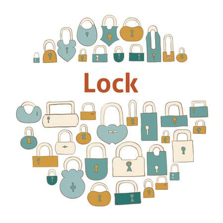 is closed: closed locks