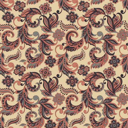 floral seamless pattern Иллюстрация