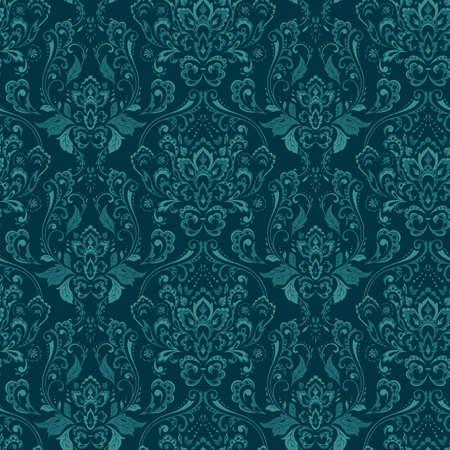 Seamless vintage background. Vector background for textile design Ilustración de vector