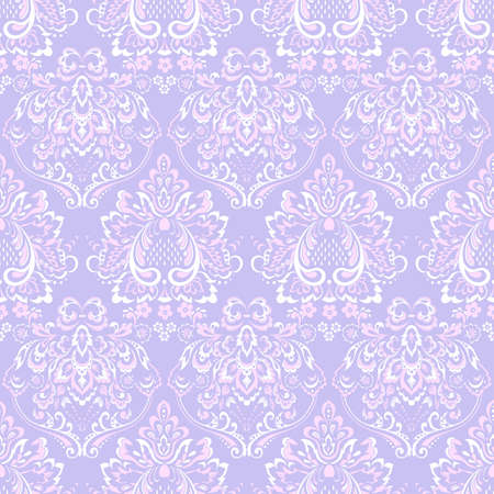 vintage floral seamless pattern. Classic floral  wallpaper. seamless vector background