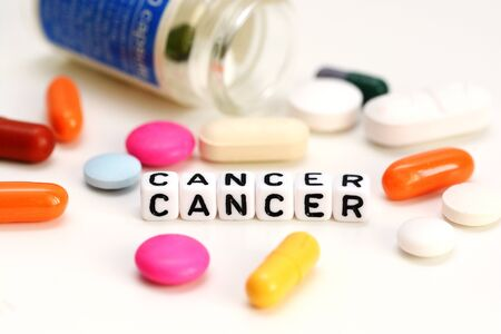 immunotherapy: Find a cancer treatment or cure with immunotherapy Stock Photo