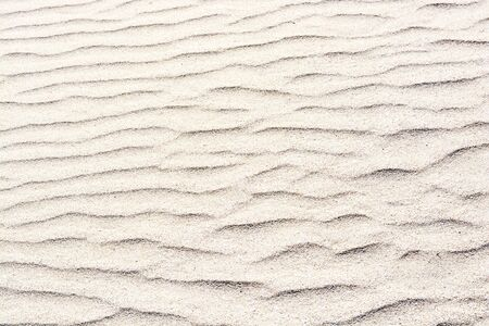Seamless light colored sand waves texture or background Zdjęcie Seryjne