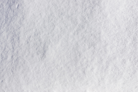 Fresh snow texture or winter natural white background