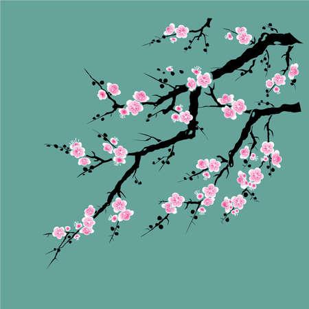 flores chinas: Bamboo - la pintura china