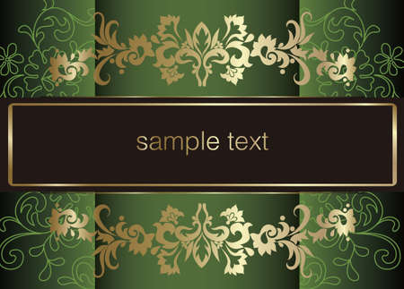 wall paper texture: artistic flower background for your text.  Illustration