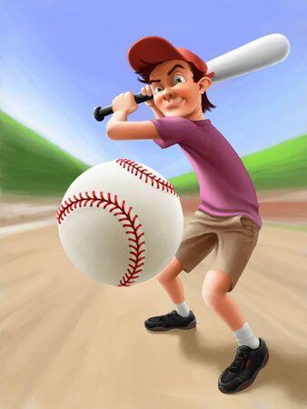 batter: Batter
