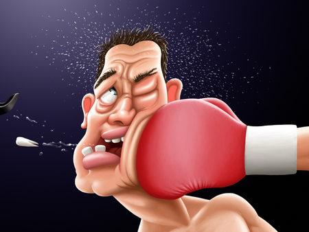 pugilism: Boxing Stock Photo