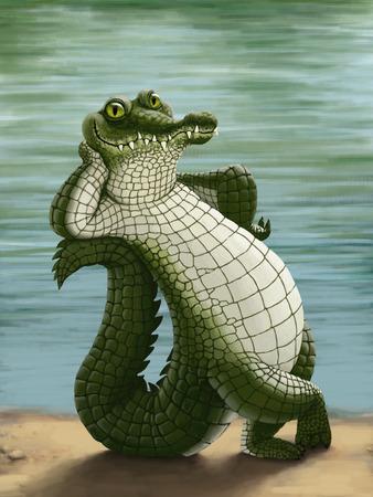 carnivore: Crocodile