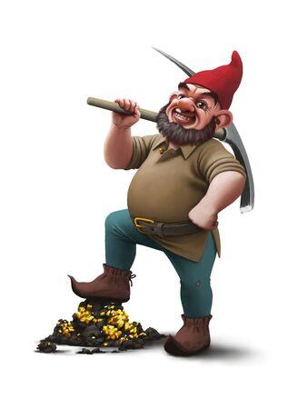 dwarf: Dwarf
