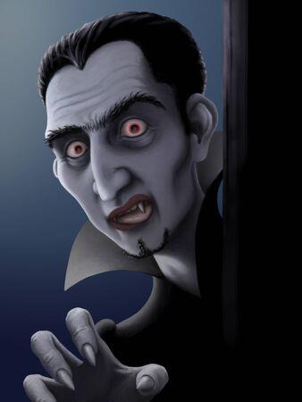 Vampire Фото со стока