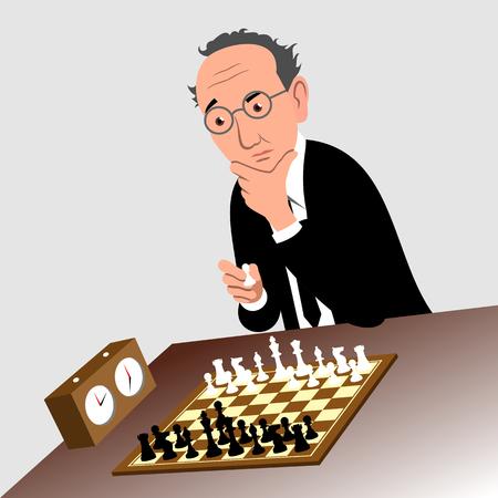 Chess Иллюстрация