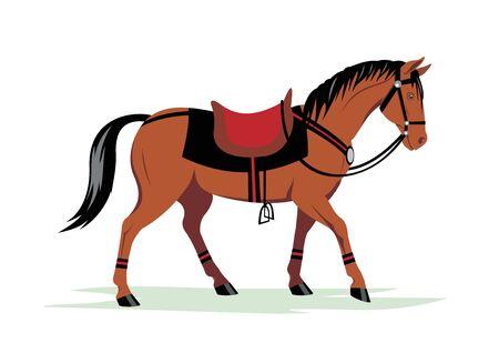 Horse Иллюстрация