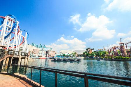 universal studio singapore overview