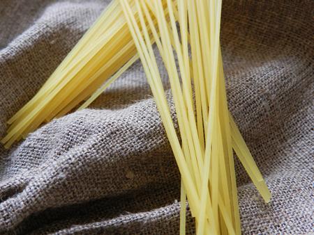 sac: Sac with spaghetti background