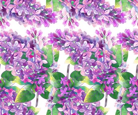 lente lila Stockfoto