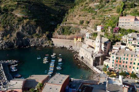 vernazza: Vernazza, Cinque Terre, Italy