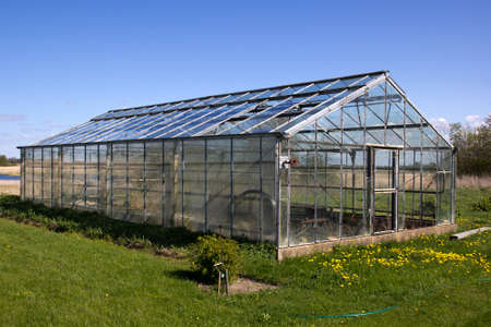 bad condition: Old greenhouse in bad condition; need repair
