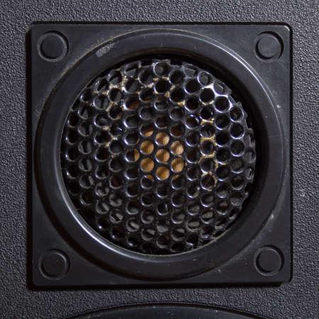 old loudspeaker tweeter