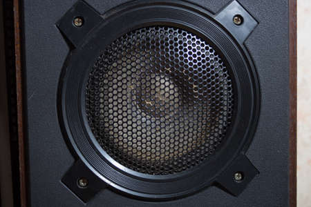 Retro Bass loudspeaker