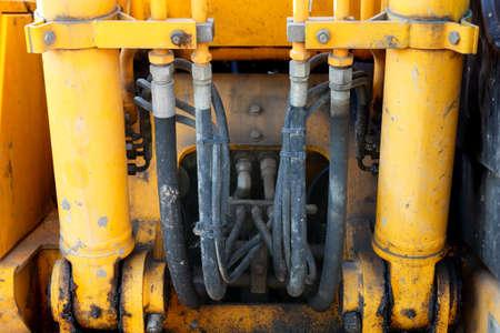 Excavator hydraulic system