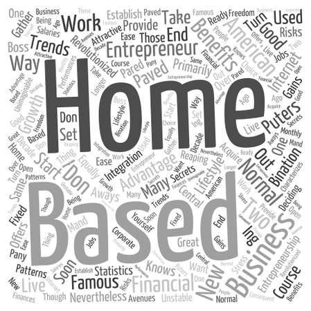 hes: famous american entrepreneurs Word Cloud Concept