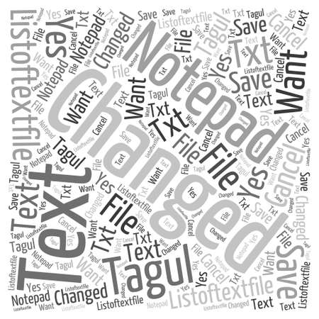 Insights into the Word Cloud Concept Vector