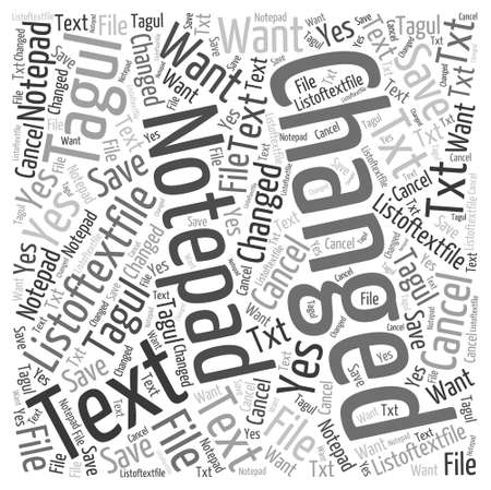JP ビジネス ブログ単語雲の概念  イラスト・ベクター素材