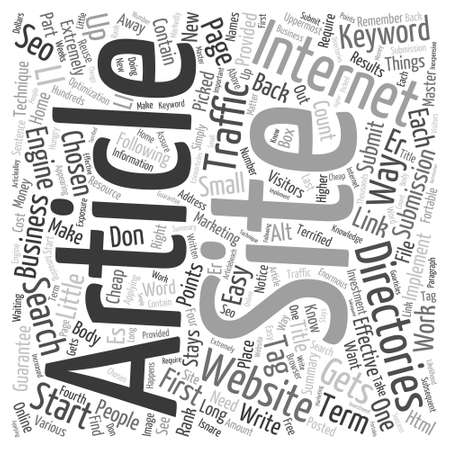 justify: of the good Word Cloud Concept