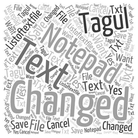 Involving your Kids Word Cloud Concept Ilustrace