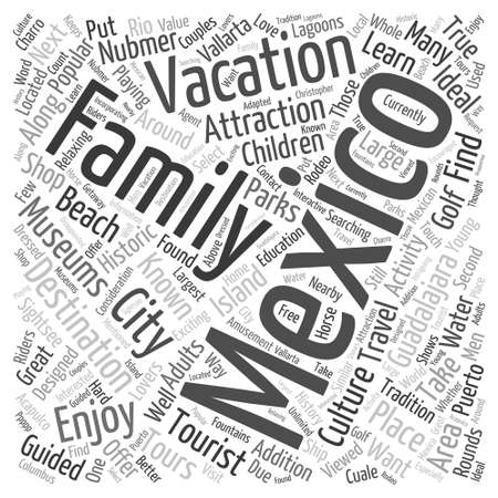 Must Do Before Word Cloud Concept Vector