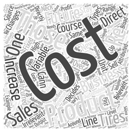 35 Types of Costs