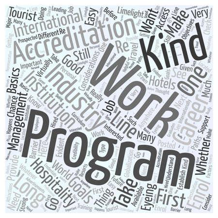 Basics Of Hospitality Management International Work Programs