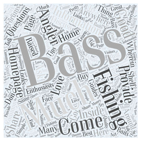 bass fishing: bass fishing home page 1