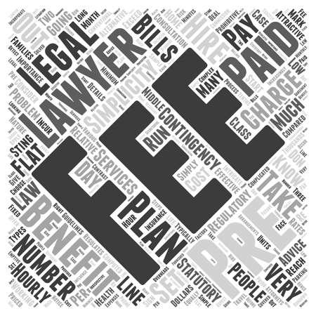 선불 법적 계획 (444)의 장점