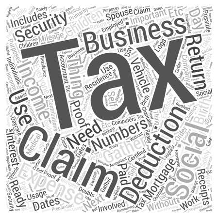 deductions: Are You Ready for Tax Day