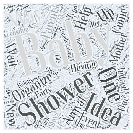 kin: baby shower ideas
