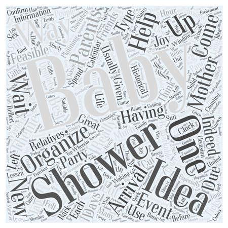 baby shower ideeën