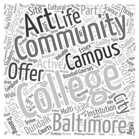 ボルティモアのコミュニティ カレッジ 23