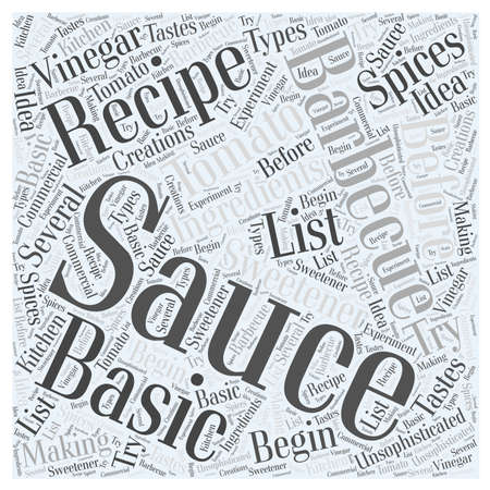 barbecue sauce recipe 33 Illustration