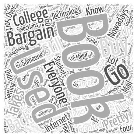 bargain: bargain books 04 Illustration