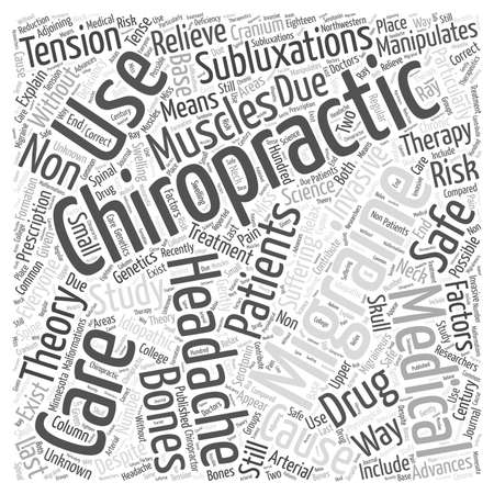 muscle tension tense: Chiropractic Care for Migraines