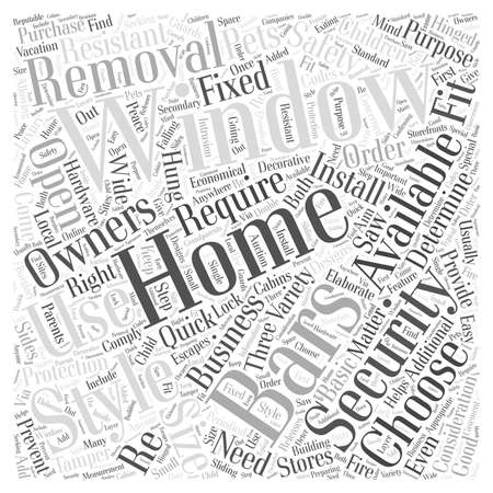 re design: Choosing Home Window Security Bars