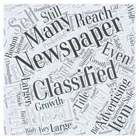 unwanted: Classified Advertising in Local Markets