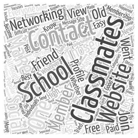 Classmates A Popular Social Networking Website