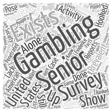 BWG senior gambling Illustration