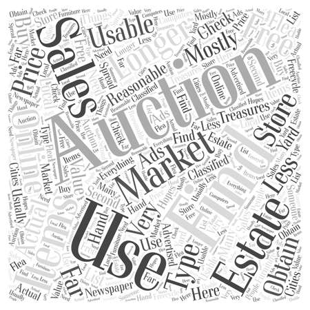Where can you buy items in good condition but for little money word cloud concept