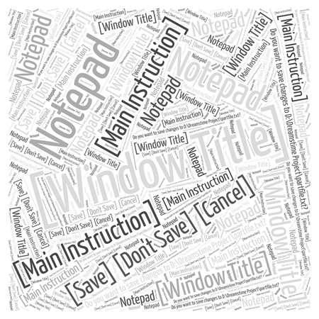 avail: Main instruction