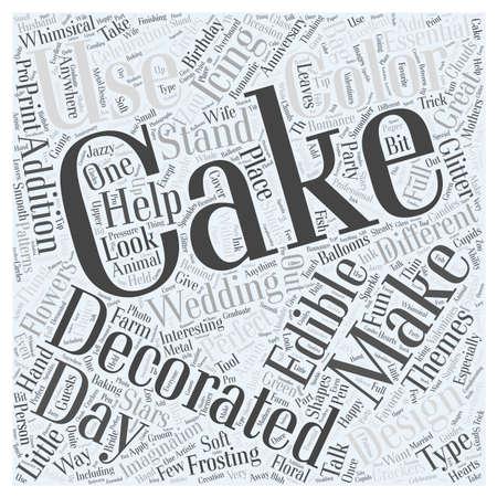 decorating: Cake Decorating Themes